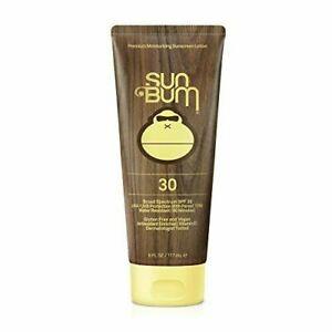 Sun Bum Original SPF 30 Moisturizing Sunscreen Lotion, Broad Spectrum, 6 Fl Oz