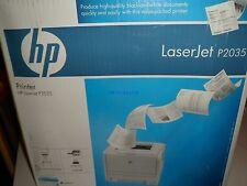 HP LaserJet p2035 S/W * NUOVO *