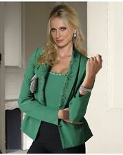 Viscose Plus Size Formal Coats & Jackets for Women