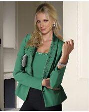 Viscose Blazer Plus Size Coats & Jackets for Women