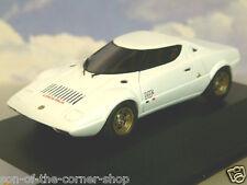 PREMIUM X 1/43 LANCIA STRATOS HF PROTOTYPE TORINO MOTOR SHOW 1971 WHITE PR0181