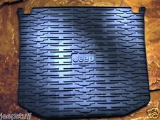 2011 to 2017 Jeep Grand Cherokee Factory Original Cargo Mat Tray Black 82212085