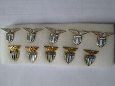 lot 10 pins lot SS LAZIO FC club broche football football soccer pins broches