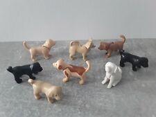Playmobil Zubehör Ersatzteil Tiere Kleine Hunde