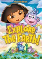 Dora the Explorer - Explore the Earth [New DVD] Full Frame, Dolby