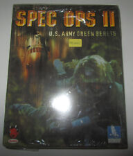 Spec Ops II Talonsoft PC Game Sigillato SPESE GRATIS