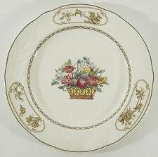 A Set of 12 Antique English Spode Copeland Porcelain China Dessert Plates c.1920