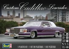 Revell Monogram 4438 CUSTOM CADILLAC Lowrider plastic model kit 1/25