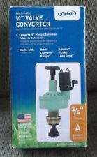 NIB Orbit 3/4 in. Automatic Converter Valve Model 57029