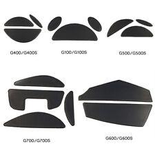2X Mouse Feet Skates Teflon for Logitech G100S/G300S/G400S/G500S/G600S/G700/G900