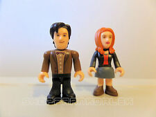 Doctor Who - 11th Eleventh Doctor and Amy Pond (Character Building micro-figure)