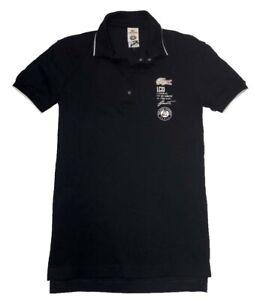 Lacoste Roland Garros Paris Homme Classic Fit Polo Shirt XS / Eur3 Taille