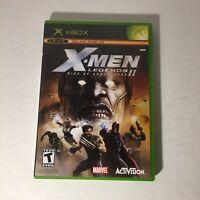 X-Men Legends II Rise of Apocalypse XBOX