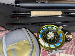 Sage ESN 4100-4 Euro Nymphing Outfit Orvis Mirage LT $1450 Rtl