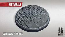 Whitehalls 1 x 60mm round resin cobblestone base