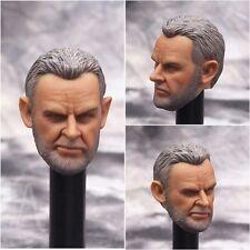 Custom 1/6 James Bond Sean Connery Head Sculpt For Hot Toys Phicen Dam Body