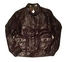Levi's Menlo Cossack Leather Jacket - Small