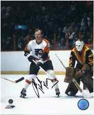 "Bob Kelly Autographed Philadelphia Flyers 8"" x 10"" Photo w/COA Certification."