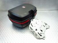 2006 04-06 SUZUKI DL650K VSTROM DL650 REAR TRUNK STORAGE TOP CASE BRACKET NO KEY