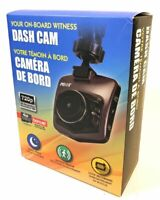 Pilot Dash CAM Camera 4GB micro SD card CHARGER & MOUNT 720p HD Night Vision™