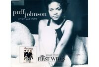 [Music CD] Puff Johnson - Over And Over