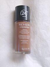 Fond de teint REVLON Colorstay Base de maquillage Acajou 30 ml neuf emballé