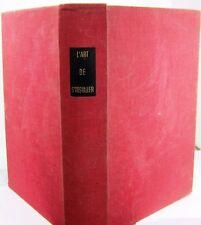 L'art de s'installer - Hachette 1958