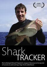 New DVD - SHARK TRACKER