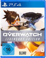 Overwatch - Légendaire Édition PS4 Neuf + Emballage Original