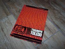 Catalogue / Brochure  TRIUMPH Toledo 1970 / 1971 //