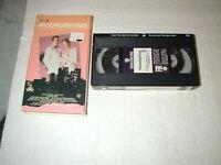MOONLIGHTING BRUCE WILLIS, CYBILL SHEPHERD 1985 WARNER BROS VHS RARE HTF OOP