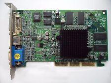 ATI Radeon 7000  RV6S 64MB AGP DVI VGA