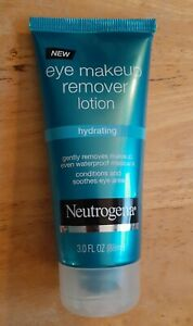 Neutrogena Eye Makeup Remover Lotion Hydrating 3 fl oz
