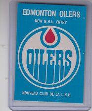1979 - 1980 O-Pee-Chee Edmonton Oilers #82 Hockey Card