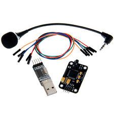 Voice Recognition Module microphone RS232 Converter Dupont Arduino Compatible