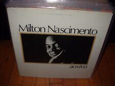 MILTON NASCIMENTO ao vivo ( world music ) brazil