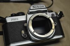 NIKON FM2 CAMERA, BODY ONLY, FOR PARTS OR REPAIR