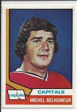 1974-75 OPC OPEECHEE Michel Belhumeur #153