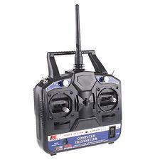 FlySky 2.4G FS-CT6B 6 CH Radio Model RC Transmitter Receiver Heli Glider BT P2L1