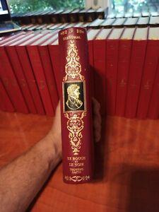 Livre Stendhal Le Rouge et le Noir Deuxième partie