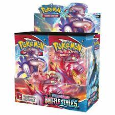 Pokemon Battle Styles Booster Box - 36 packs - Brand New - Ships Now!