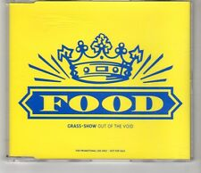 (HI488) Food, Grass-Show - Out of the Void - 1996 DJ CD