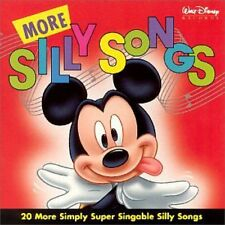 More Silly Songs - Silly Songs (1998, CD NEUF)