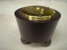 Wooden Enesco Salt/Spice Shaker  JAPAN