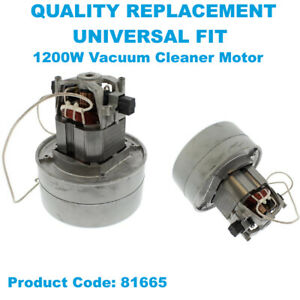 MIELE 1200W Vacuum Cleaner Motor 160mm x 144mm
