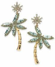 Kate Spade California Dreaming Palm Tree Earrings W/ Dust Bag O0RU2845