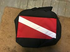 SCUBA Regulator Bag - Red Dive Flag