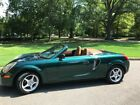 2002 Toyota MR2  2002 Toyota MR2 spider convertible one owner cold ac selling at no reserve