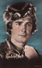 (313) Vintage Photo of young Randolph Scott, Actor