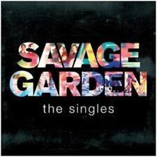 SAVAGE GARDEN Singles CD NEW
